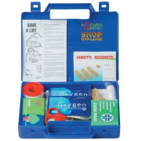FIRST AID CASE TRAVEL KIT AUTO CAMPER
