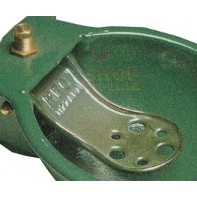 COMPLETE VALVE FOR DRINKING TANK FOR CAST IRON CALVES