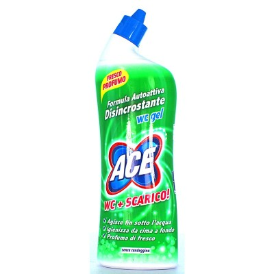 ACE WC DESCALING GEL 700 ML