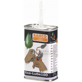 BAHCO ART. ECO-LUBE100 LUBRICATING OIL FOR SCISSORS ML. 100