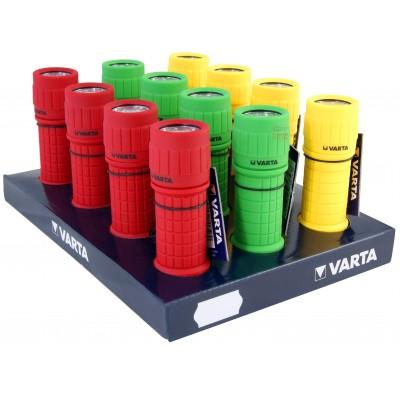 VARTA TORCIA A 9 LED SOFT TOUCH