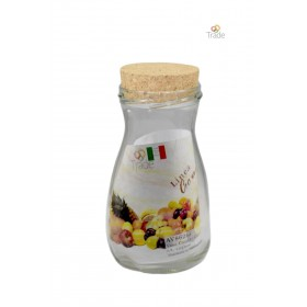 VASO COUNTRY LISA V.T. CON TAPPO IN SUGHERO cc. 580