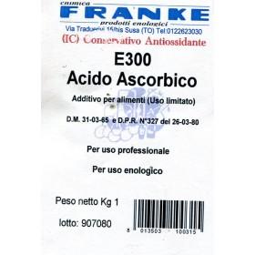 ASCORBIC ACID BAG KG. 1