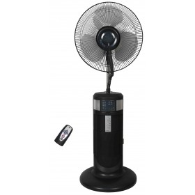 EOLO FLOOR FAN WITH NEBULIZER WITH REMOTE CONTROL DIAM. 41