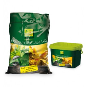 LIVING GREEN FERROUS SULPHATE ANTI-MUSK KG. 1