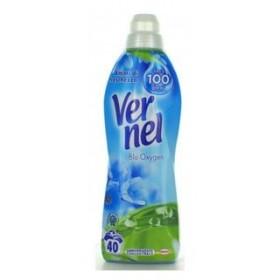 VERNEL SOFTENER 40 WASHES CONCENTRATED BLUE OXYGEN LT. 1