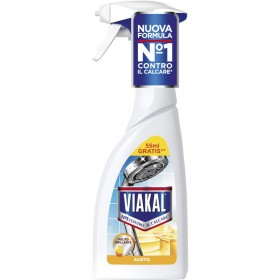 VIAKAL CASA ANTICALCARE SPRAY VINEGAR 500 ML.