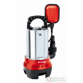Einhell Pompa acque scure GH-DP 6315 N