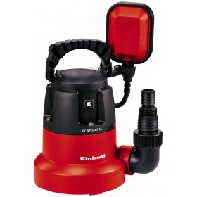 Einhell Electric submersible pump for fresh water flat bottom