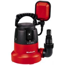 Einhell Electric submersible pump for fresh water flat bottom GC-SP 3580 LL watt. 350
