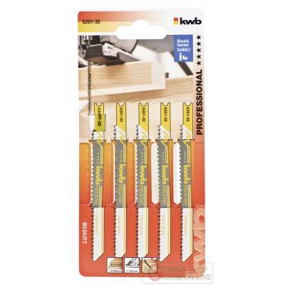 Einhell Set 5 lame per seghetto per legno 100 mm.
