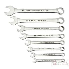 Einhell Set 8 keys comb CV