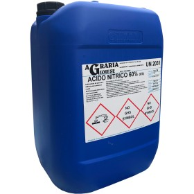 NITRIC ACID 60% FOR FERTIGATION KG. 25