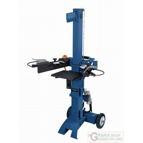 Einhell Spaccalegna elettrico verticale BT-LS 610 B 6 ton. watt. 2200