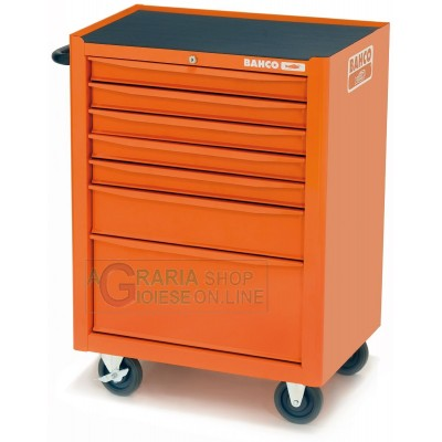 BAHCO DRAWER FOR TOOLS WITH 7 DRAWERS CM. 67.7x 50.1 x 95.0