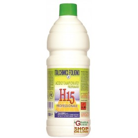 SCENTED BUFFERED ACID H15 LT. 1