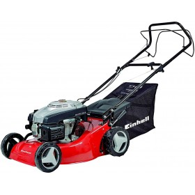 Einhell self-propelled petrol lawn mower GC-PM 46 S cc. 139 cm.