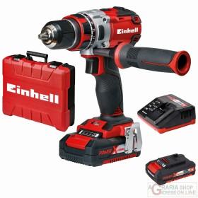 Einhell TE-CD 18 Li BL 2X2 0 Ah Cordless Drill Driver - - from April