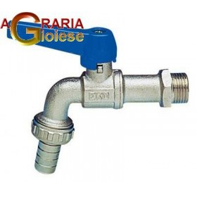 EKO BALL TAP WITH 1/2 INCH QUICK COUPLING