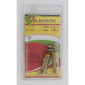 ELEMATIC BLISTER DOWELS EFPM / B 6 PCS. 2