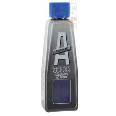 ACOLOR WATER-BASED COLORANT FOR WATER-BASED PAINTS ML. 45 BLUE COLOR N. 3