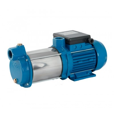 MULTISTAGE CENTRIFUGAL ELECTRIC PUMP HP. 0.60 MOD. MH10-3M