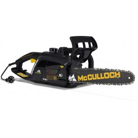 Husqvarna McCULLOCH CSE 1835 electric chainsaw bar cm. 35 watts. 1800