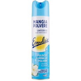 EMULSIO MANGIADOLVERE CLEANS AND ELIMINATES COOL DUST PERFUME ml. 300