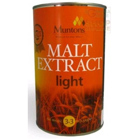 EXTRA LIGHT NON-HOOP MALT EXTRACT FOR CLEAR BEERS KG. 1.5