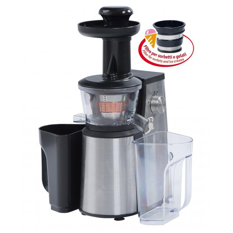 Slow Juicer 60 Rpm 400 Watt Rgv : Estrattore di succo rgv mod. juice art elettrico da watt. 400