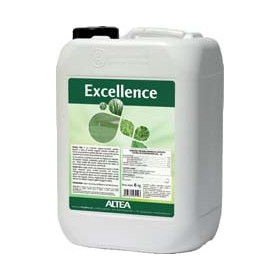 EXCELLENCE FERTILIZER WITH HIGH CONCENTRATION OF AMINO ACIDS AND VEGETABLE PEPTIDES LT. 5