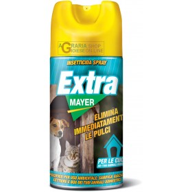 EXTRAMAYER INSECTICIDE DISINFECTANT SPRAY AGAINST FLEAS ML. 300