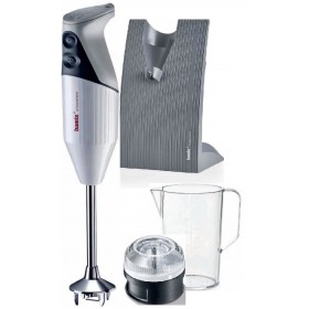 BAMIX BLACK FRIDAY IMMERSION BLENDER WHITE WATT. 180 WITH KIT