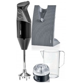 BAMIX BLACK FRIDAY IMMERSION BLENDER BLACK WATT. 180 WITH KIT