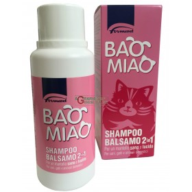 BAOMIAO NORMALIZING SHAMPO AND BALM 250 ML.