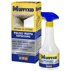FAREN MUFFYXID VERY FAST CLEANING MOLD FOR INTERIORS AND EXTERIORS SPRAY ML. 500