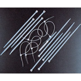 NYLON CABLE TIES MM. 2,5 X 98 PCS. 100