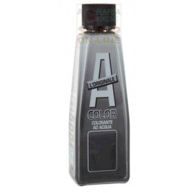 ACOLOR WATER-BASED COLORANT FOR WATER-BASED PAINTS ML. 45 BLACK COLOR N. 4