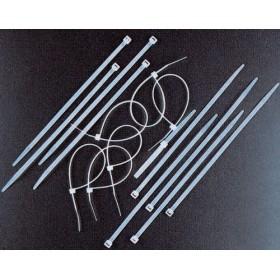 BLACK NYLON CABLE TIES MM. 2,5 X 135 PCS. 100