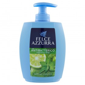 FELCE AZZURRA FRESH LIQUID SOAP MINT AND ANTIBACTERIAL LIME ml. 300