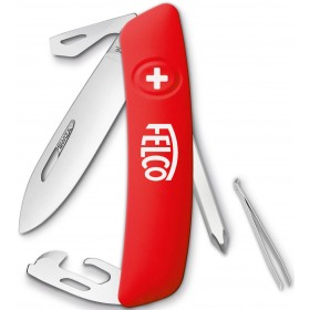 FELCO FOLDING KNIFE MOD. 504 WITH 9 FUNCTIONS
