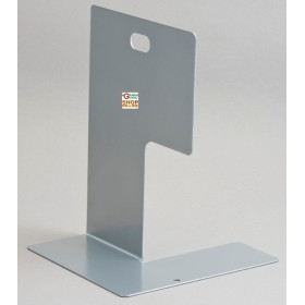 METAL BOOK HOLDER COL. METALLIC GRAY