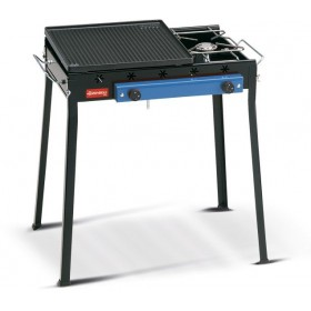 BARBECUE A GAS FERRABOLI MODELLO COMBINATO cm. 71x48x69h.