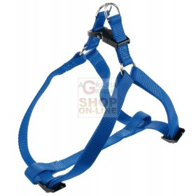 FERPLAST HARNESS FOR DOGS BLUE EASY P SIZE SMALL
