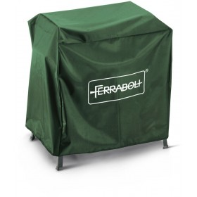 LARGE BARBECUE FERRABOLI IN PLASTIC FABRIC cm. 140x65x70h.