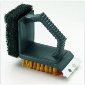 FERRABOLI CLEANING BRUSH WITH 3 FUNCTIONS