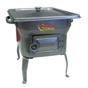 BARBECUE SMALL COAL STOVE MOD. PIC NIC