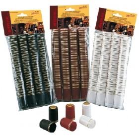 FERRARI GREEN CAPSULES (SATIN) 33 X 45 CONF. 100 PCS.
