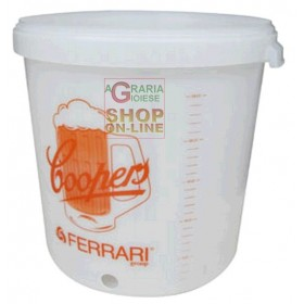 FERRARI COOPERS CONTAINER FOR BEER FERMENTATION