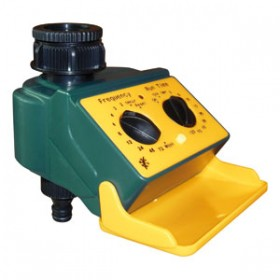 FERRARI TIMER CONTROL UNIT FOR IRRIGATION EASY PROGRAMMING CONNECTION 1 IN. WITH 3/4 REDUCTION